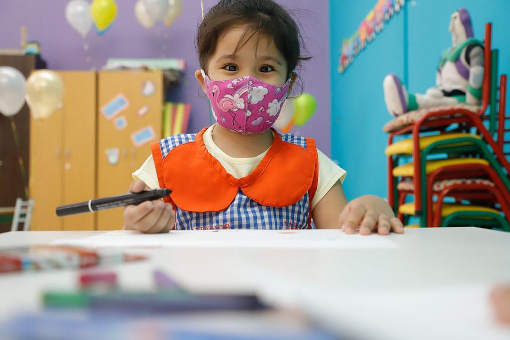 niño jardin centro de desarrollo infantil CDI 1