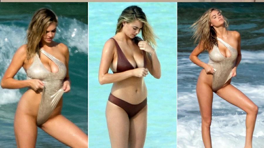 Kate Upton (25) es una de las supermodelos del momento. Por su belleza 35e2e6f11e2c